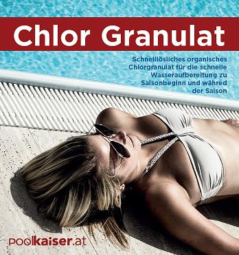ChlorGranulatSchnelllöslichesorganischesChlorgranulat56%