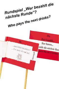 """""""Fahnenpicker """"""""Bar"""""""", 8cm, 100 Stk."""""""